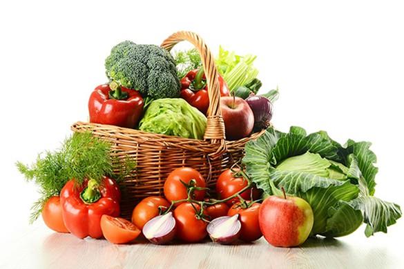 Dieta: frutta e verdura contro il caldo estivo