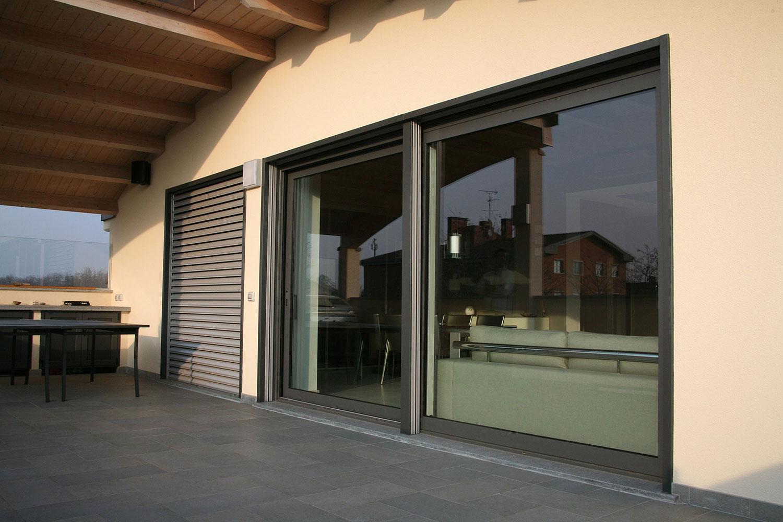Restyling sito Franco Consonni, serramenti Sovico