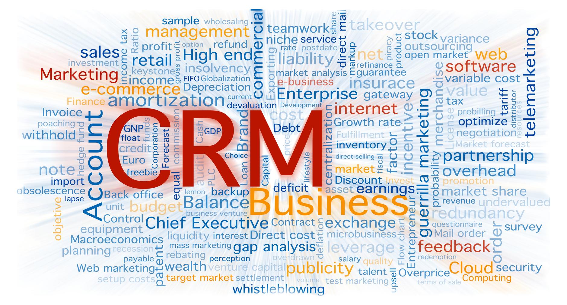 CRM sistema di gestione integrato dei clienti